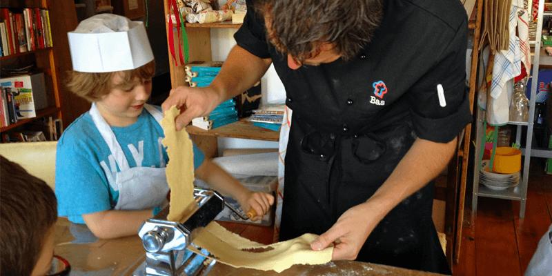 Kinderkooklessen inschrijven
